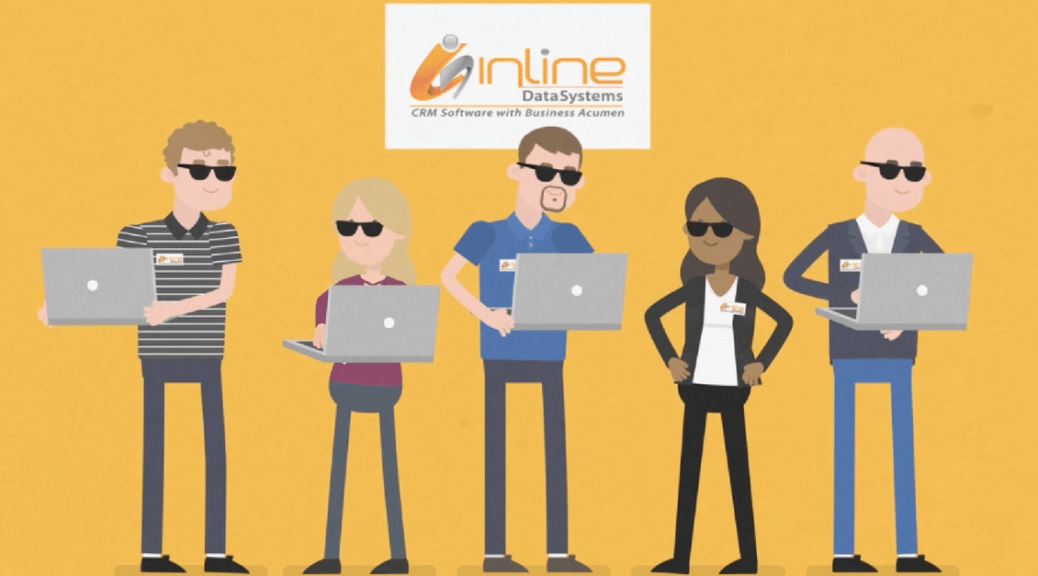 Inline animated workers